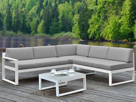 garten sitzgruppe lounge sitzgruppe aluminium palaos 2 farben g 252 nstig kaufen