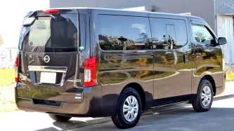 nissan van nv350 image gallery nv350 caravan