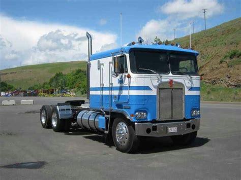kenworth cabover cabover kenworth rides truck driver