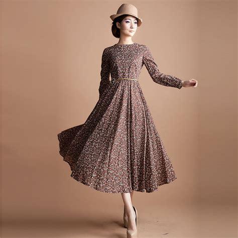Gamis Pesta Vintage fashion busana vintage