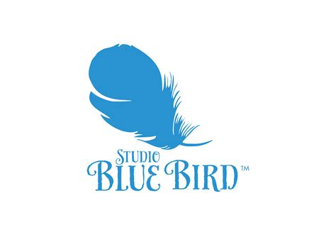 beauty things blue bird logo