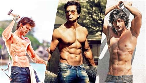 best bodies top top bollyood actors with shape and physic