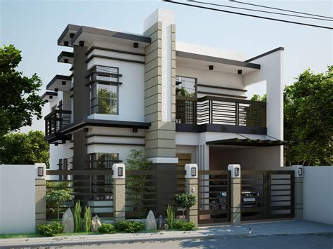 home design with pictures two storey home design that will blow your mind design