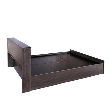 backyard blitz application form bed box buy bolton king bed in engineered wood with box storage