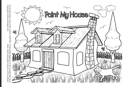 App 3d Quiver Coloring Pages Sketch Coloring Page