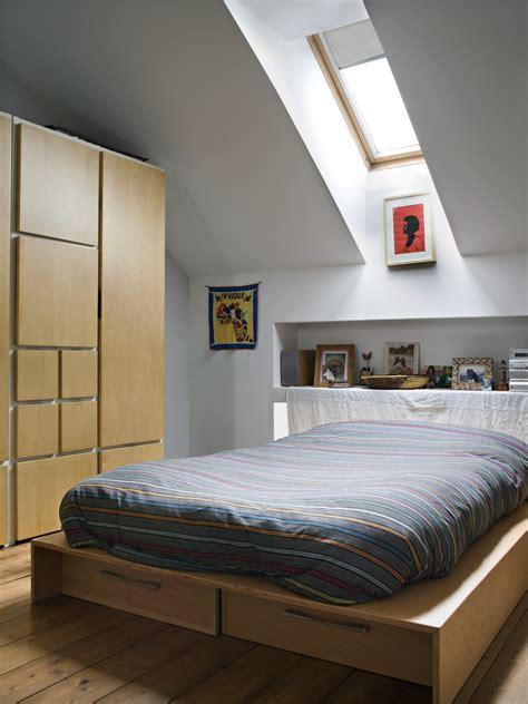 al letto soluzioni per sfruttare al meglio lo spazio mansarda it