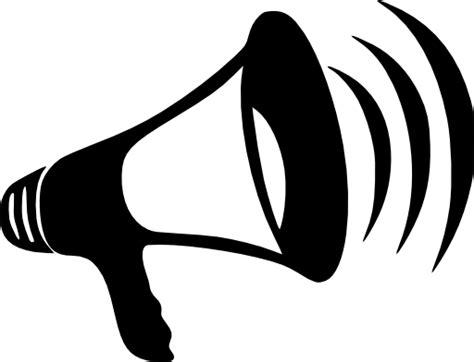 megaphone clipart megaphone clipart i2clipart royalty free domain