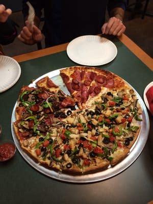 Round Table Pizza Walnut Creek Ca Verenigde Staten Yelp