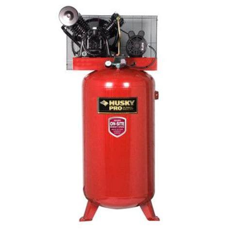 cbell hausfeld husky 80 gal air compressor rebuilt