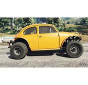 Volkswagen Beetle Baja Bug Beta For GTA 5