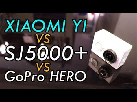 Sjcam Sj4000 Vs Xiaomi Yi xiaomi yi actioncamera vs sj5000 vs sj4000 夜間撮影比較 gopro