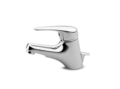 rubinetti bagno zucchetti miscelatore per lavabo cromo monoforo zetamix 1700