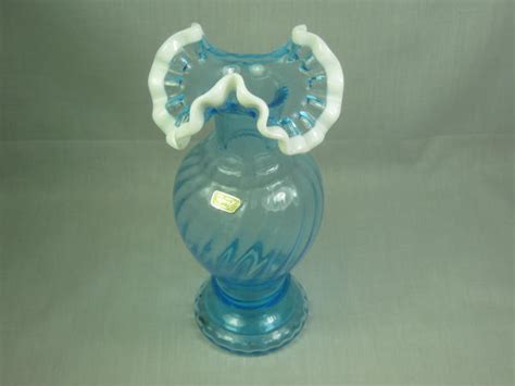Fenton Handmade Glass - glassware sold by global garage sale