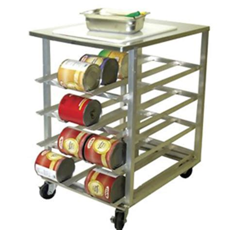 Can Storage Racks by Advance Tabco Cr10 72 Commercial Can Storage Racks