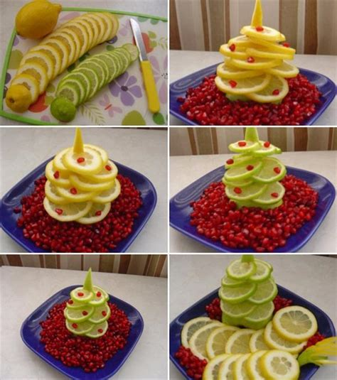 how to make christmas fruits edible trees eye catching and delicious treats
