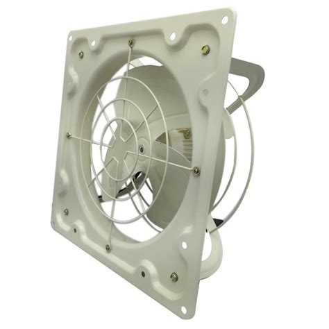 industrial exhaust fan with shutter industrial plate extractor ventilation fan with without