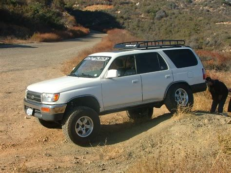 Roof Rack For 4runner by 96 02 Baja Roof Rack New Denver Co Toyota 4runner