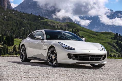 ferrari front ferrari cars hatchback reviews prices motor trend
