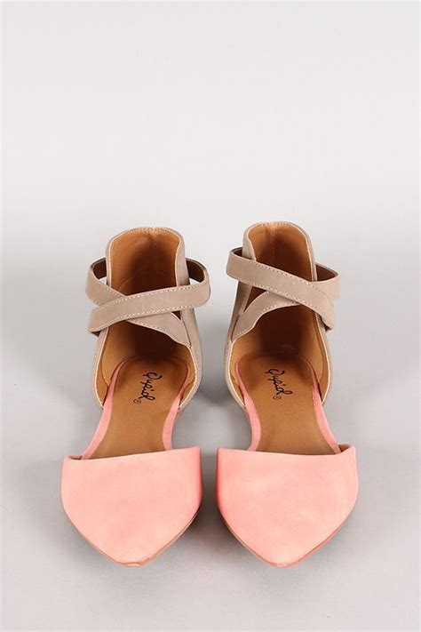 blush colored sandals fashion trend blush color joys in