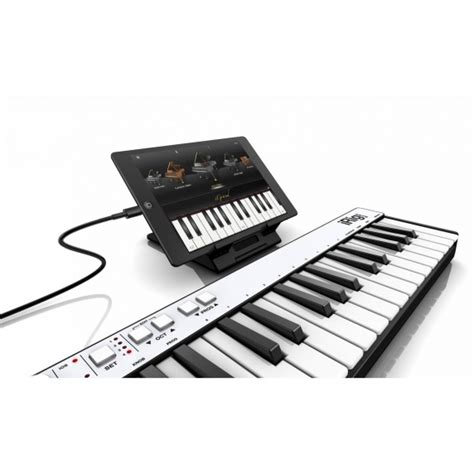 Keyboard Irig ik multimedia irig with lightning midi keyboard for iphone ipod touch and mac pc