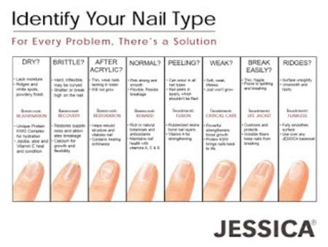 Your Nail Type by Donna Maisey Skin Care