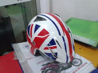 Helm Full Face Cutting Sticker by Cutting Sticker Mobil Motor Depok Cutting Sticker Helmet