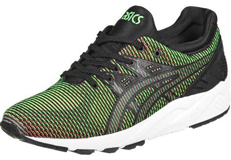 asics gel kayano sneaker asics tiger gel kayano trainer evo shoes green