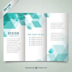 Premium Brochure Templates by Geometrical Modern Brochure Template Vector Premium