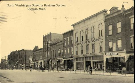 Capital Cadillac Lansing Mi by 100 Year Post Cards To Show Some Of Michigan S History