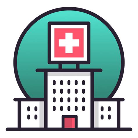 does eps format support transparency hospital building icon transparent png svg vector