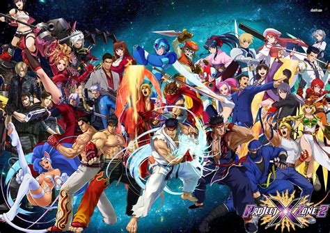 Kaset 3ds Project X Zone 2 New Project X Zone 2 Trailer Released Demo Coming Soon 187 Segabits 1 Source For Sega News