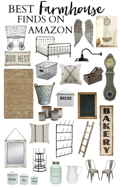 popular on amazon home best farmhouse finds on amazon decorating