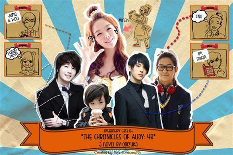 4r The Chronicles Of Audy Orizuka the chronicles of audy refleksi kehidupan seorang gadis