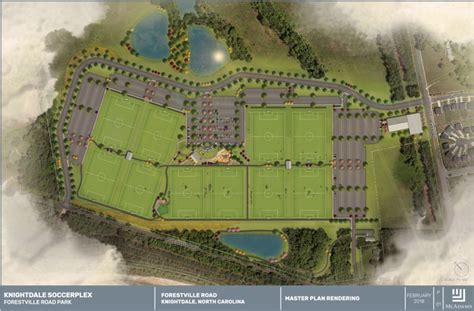 wake stone corporation donates land  north carolina football club knightdale soccer complex