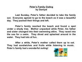 A Family Outing Essay by 2 A Writers