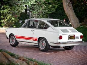 Fiat Coupe Abarth Fiat Abarth Ot 1300 Coupe 1966 68