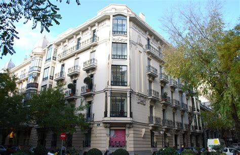 piso alquiler barrio salamanca pisos de alquiler de lujo en barrio salamanca de madrid a