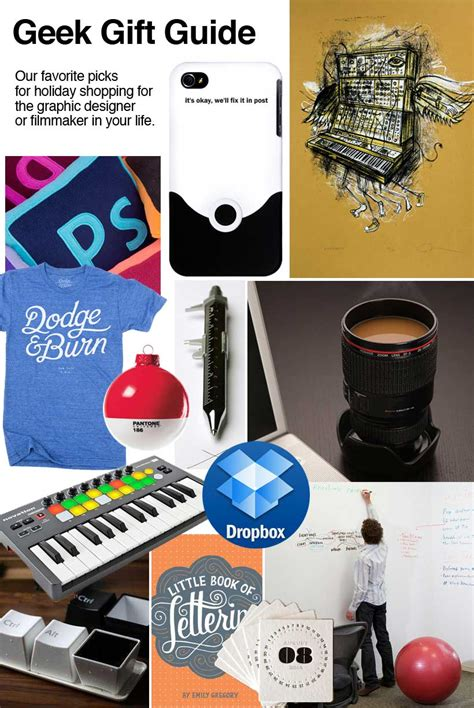 gift ideas for graphic designers 2013 geek gift guide the best holiday gifts for