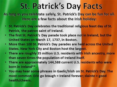 the origin of s day happy st patrick s day history facts background about