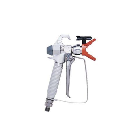 home depot spray paint gun for rent graco sg3 airless spray gun 243012 the home depot