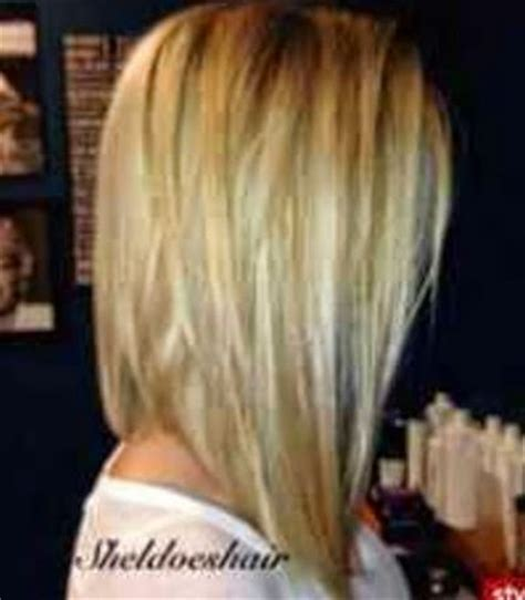 long stacked haircut best 25 long stacked haircuts ideas on pinterest