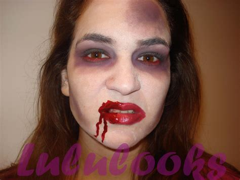 tutorial maquillaje zombie mujer maquillaje para zombies