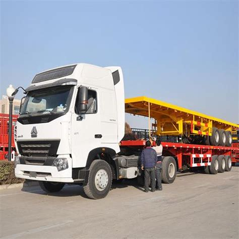 customized  heavy duty large brand  semi truck manufacturers  factory  price sino