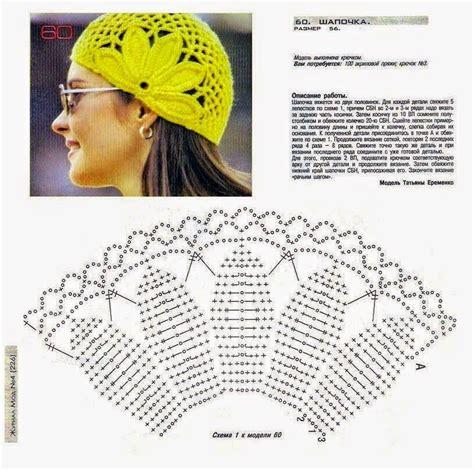 patrones de gorros tejidos gorro tejido al crochet con patr 243 n y diagrama sue 241 a