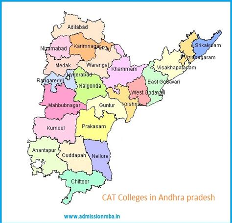 Mba Universities In Andhra Pradesh by Mba Colleges Accepting Cat 2017 Score In Andhra Pradesh