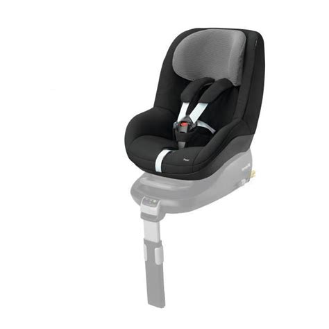 si鑒e auto pearl bebe confort si 232 ge auto groupe 1 pearl isofix noir achat