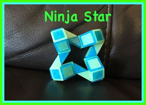 tutorial rubik snake smiggle snake puzzle rubik s twist how to make a ninja