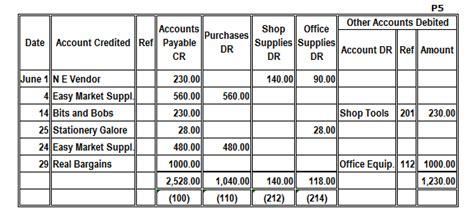 Bookkeeping Journals Sales Journal Template Excel