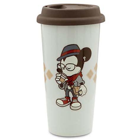 Disney Ceramic Mickey Mouse Travel Mug - your wdw store disney ceramic travel mug