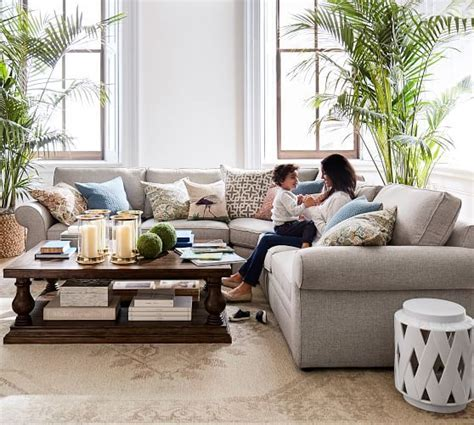 pottery barn pearce sectional reviews reviews pottery barn pearce sofa brokeasshome com
